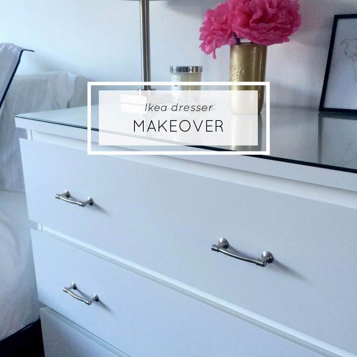 Ikea Dresser DIY