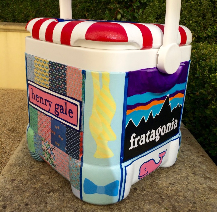 #TBT – Painted Coolers