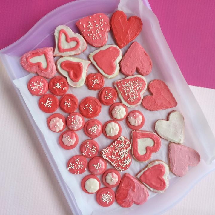 Valentine's Day CookieDecorating